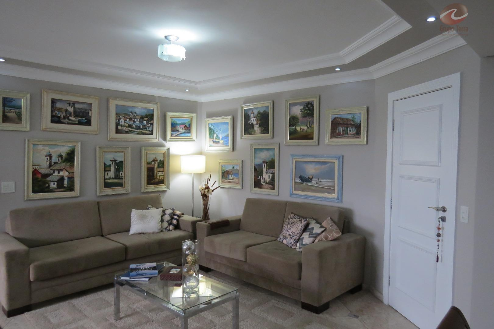 Apartamento residencial à venda, Centro, São José dos Campos.