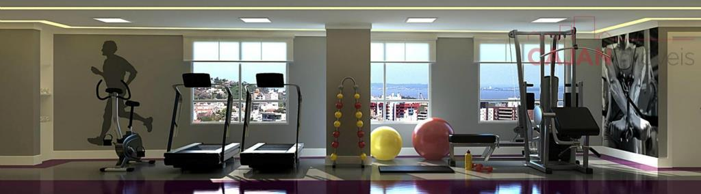 novo, mobiliado e decorado. é entrar e morar - apartamento de 2 dormitórios com 2 vagas...