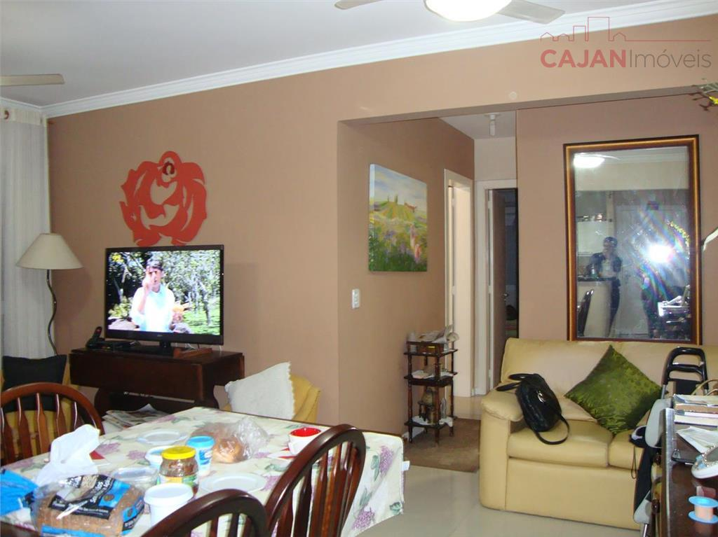 apartamento de 2 dormitórios com vaga no bairro santana. living para 2 ambientes, um amplo terraço...
