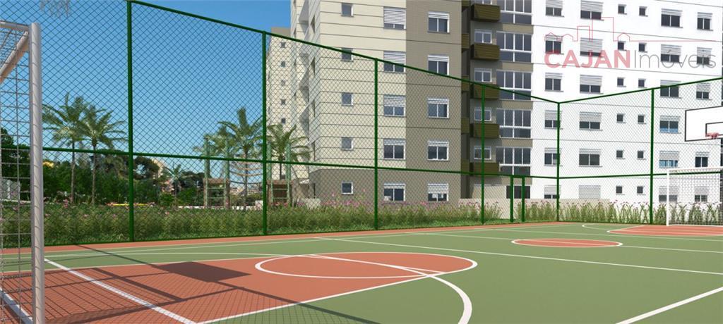 nilo home square - apartamentos de 3 dormitórios, com suíte, churrasqueira e 2 vagas. condomínio com...