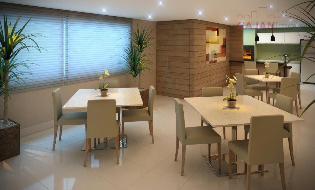 PRONTO PARA MORAR - Apartamento 2 dormitórios com 2 vagas de garagem no bairro Higienópolis
