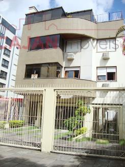 apartamento de 2 dormitórios com 2 vagas no bairro petrópolis. eidifício pequeno, com elevador, apenas oito...