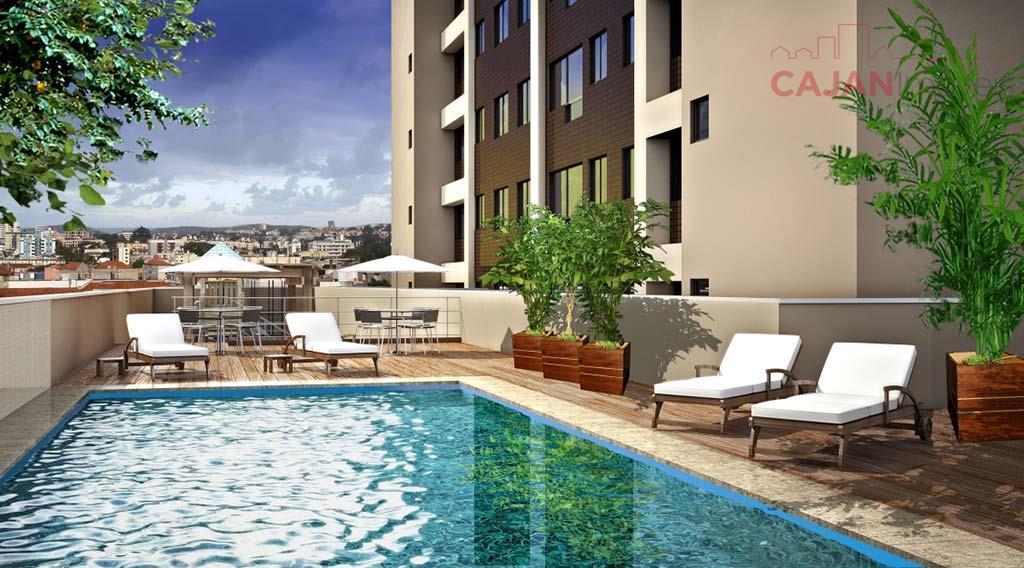 Apartamento 3 dormitórios com 2 vagas no bairro Cristo Redentor
