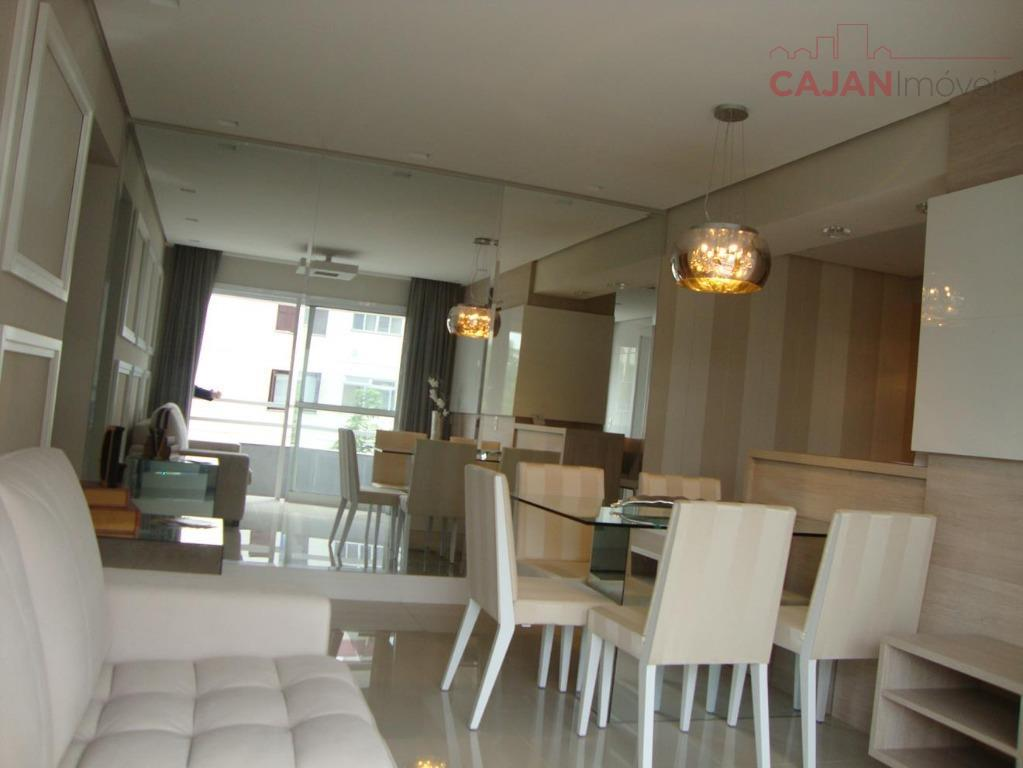Edifício novo - Apartamento 2 dormitórios com 2 vagas de garagem no bairro Santana