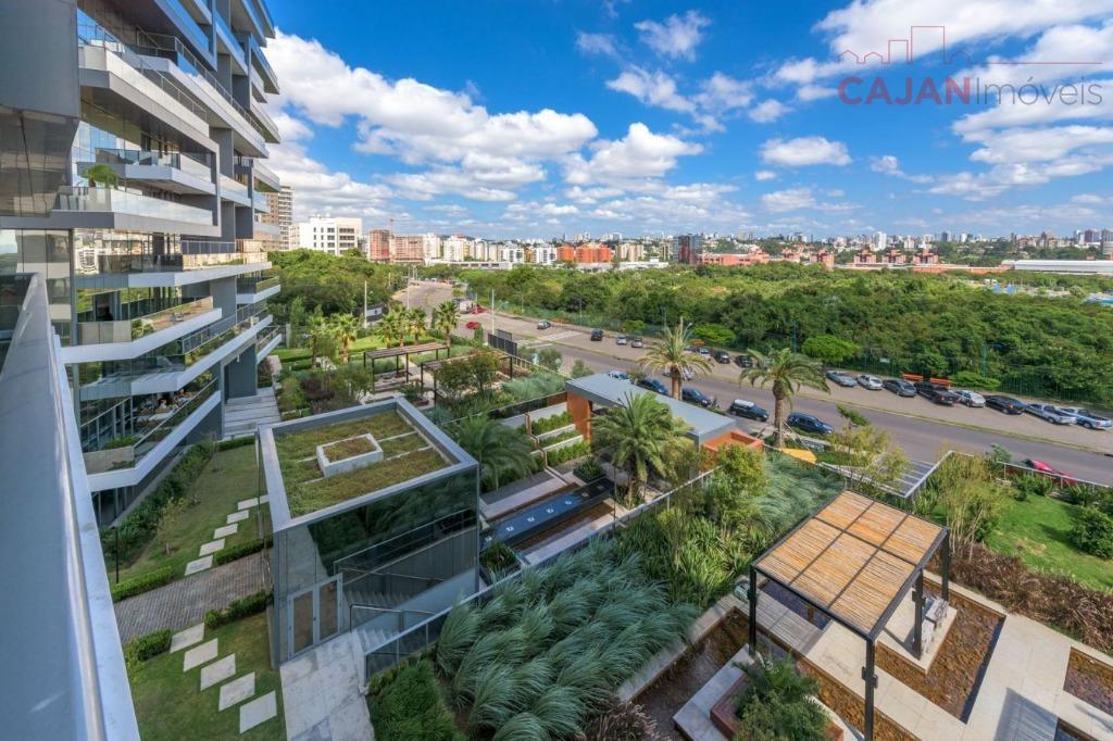 Oportunidade no Vitra - Apartamento com 4 suítes e 4 vagas no Jardim Europa