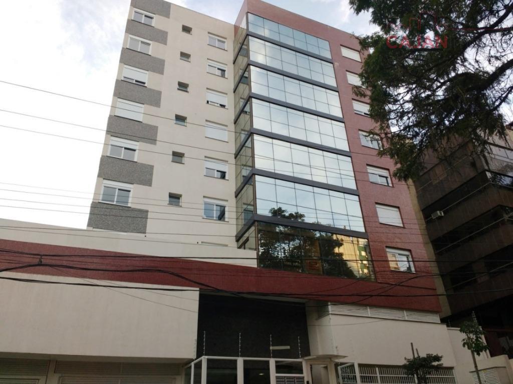 Novo, Pronto - Apartamento 2 suítes com 2 vagas de garagem no bairro Rio Branco