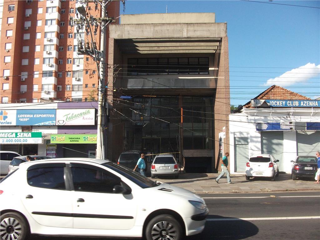 Prédio comercial para venda e locação, Azenha, Porto Alegre.