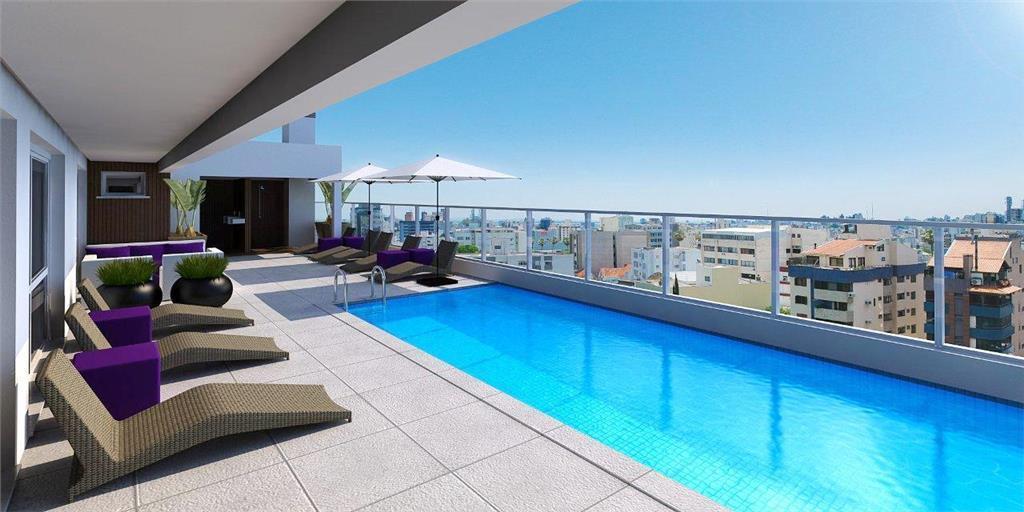Novo, Pronto - Apartamento de 2 dormitórios e 1 vaga no bairro Petrópolis