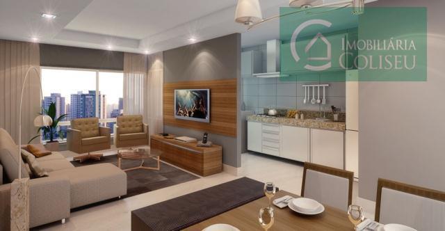 Apartamento de 1 dormitório com vaga no bairro Petrópolis