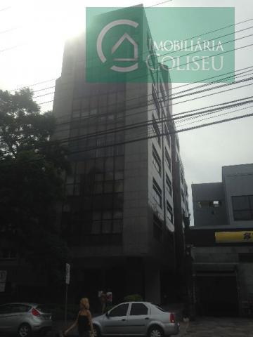 Sala comercial para locação, Rio Branco, Porto Alegre.
