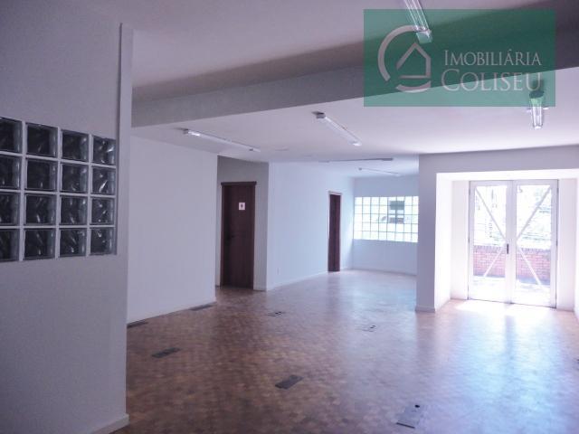 Sala, para Alugar. Área de 133m².  Na Ramiro Barcelos,  Bairro Bom Fim, Porto Alelgre.