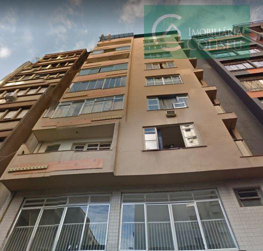 Quitinete  à venda, Centro Histórico, Porto Alegre.
