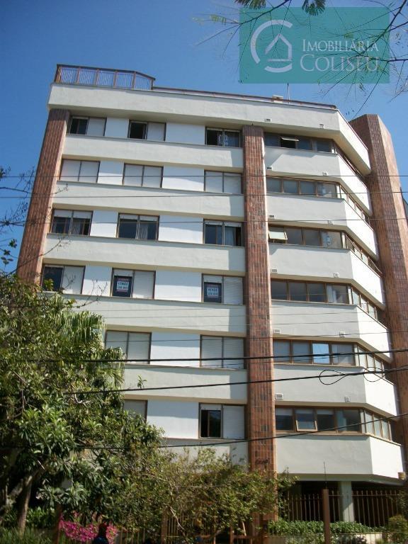 Apartamento residencial para  locação, São João, Porto Alegre - AP0583.