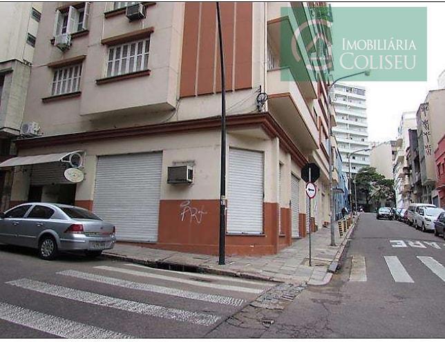 Loja comercial para locação, Centro, Porto Alegre.