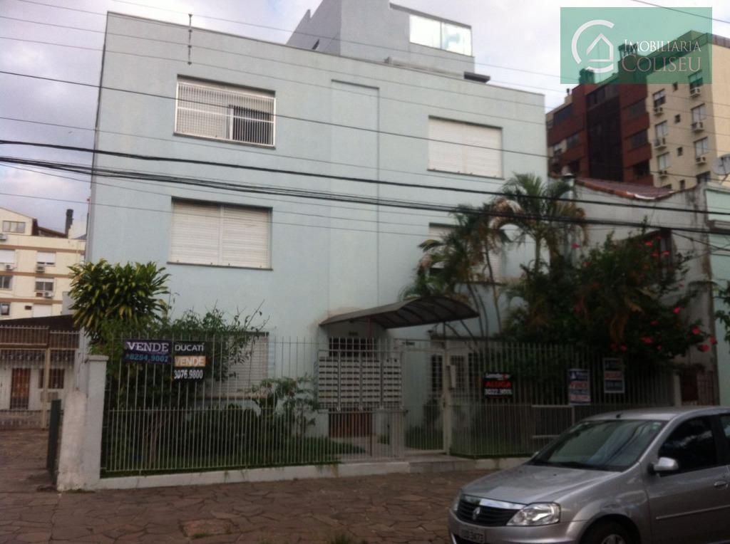 Kitnet residencial à venda, Cidade Baixa, Porto Alegre.