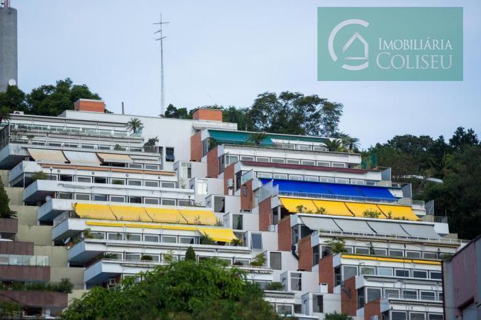 Cobertura residencial para venda e locação, Cristal, Porto Alegre.