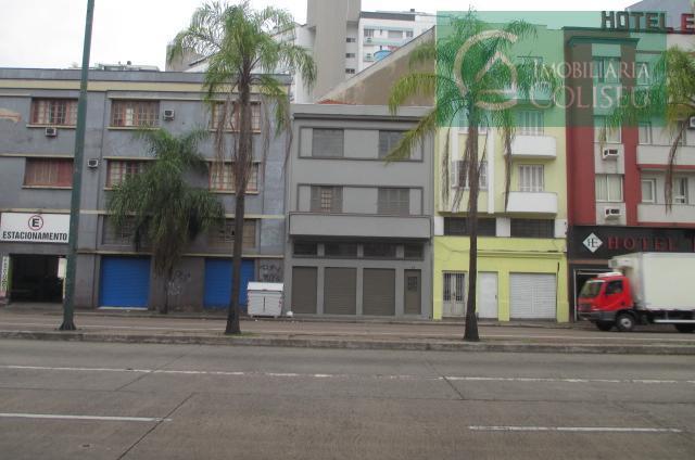 Loja comercial para venda e locação, Floresta, Porto Alegre.