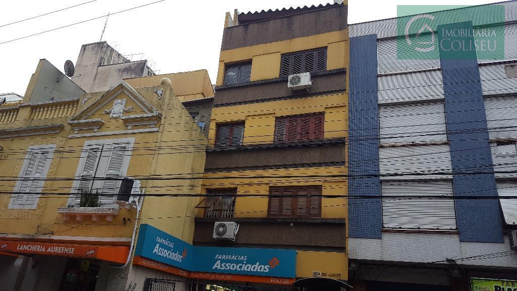 Apartamento residencial à venda, Centro, Porto Alegre - AP1157.