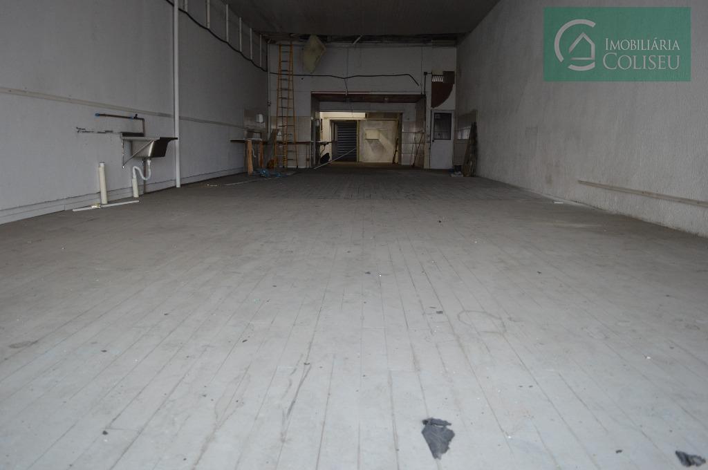 aluga excelente loja de 360 m² região central de porto alegre.loja com piso em cerâmica e...