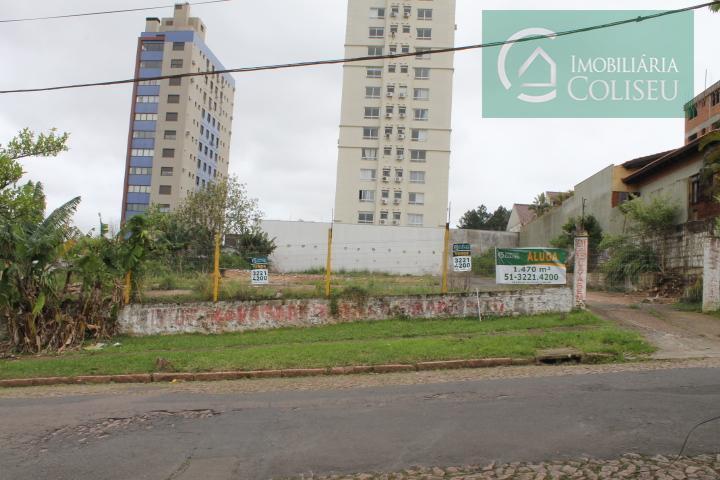 Terreno residencial para venda e locação, Bom Jesus, Porto Alegre.