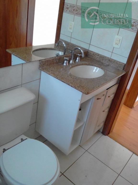 aluga apartamento de 01 dormitório, no bairro higienópolis, 49 m² privativos, living dois ambientes e split,...