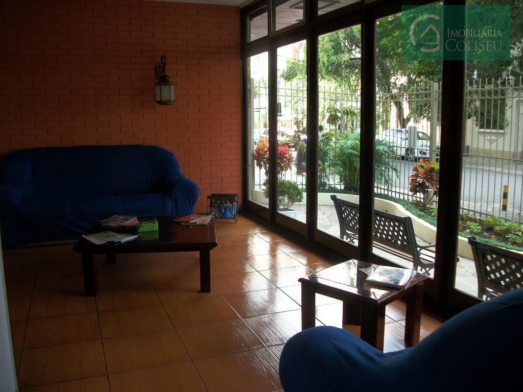 excelente apartamento 1 dormitório, semi mobiliado, living 2 ambientes, ensolarado, ventilado, cozinha e área de serviço,...