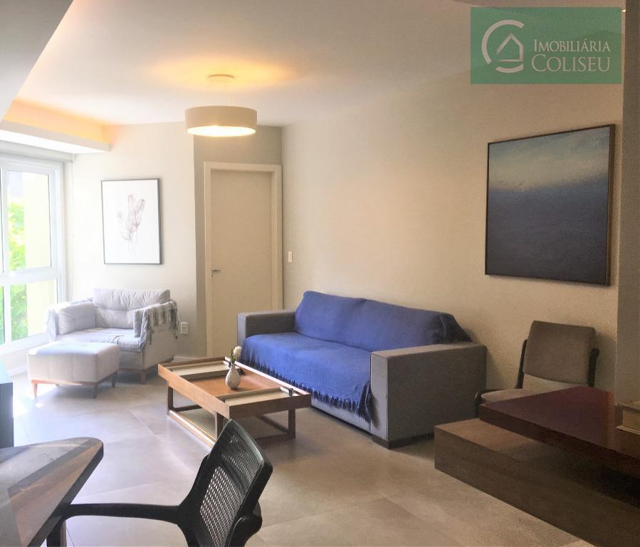 Apartamento de um dormitório mobiliado no Bairro Bom Fim.