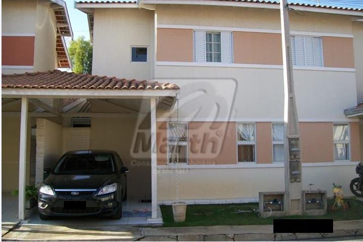 Casa residencial à venda, Condomínio fechado, Piracicaba