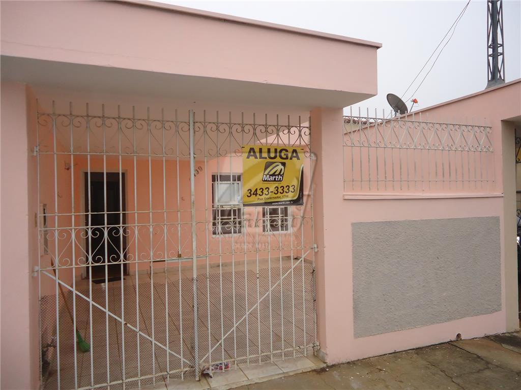 Casa  residencial para locação, Vila Industrial, Piracicaba.