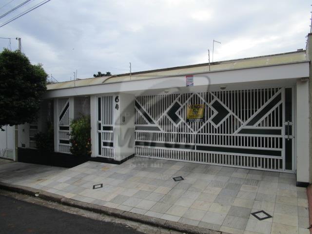 Casa residencial à venda, Vila Rezende, Piracicaba.