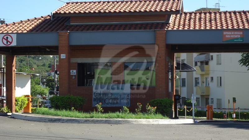 Apartamento  residencial para locação, Gleba Califórnia, Piracicaba.