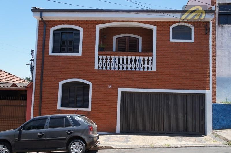 Casa residencial à venda, Paulicéia, Piracicaba.