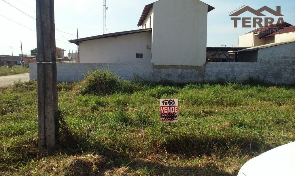 Terreno  residencial à venda, Portal 2, Itajaí.
