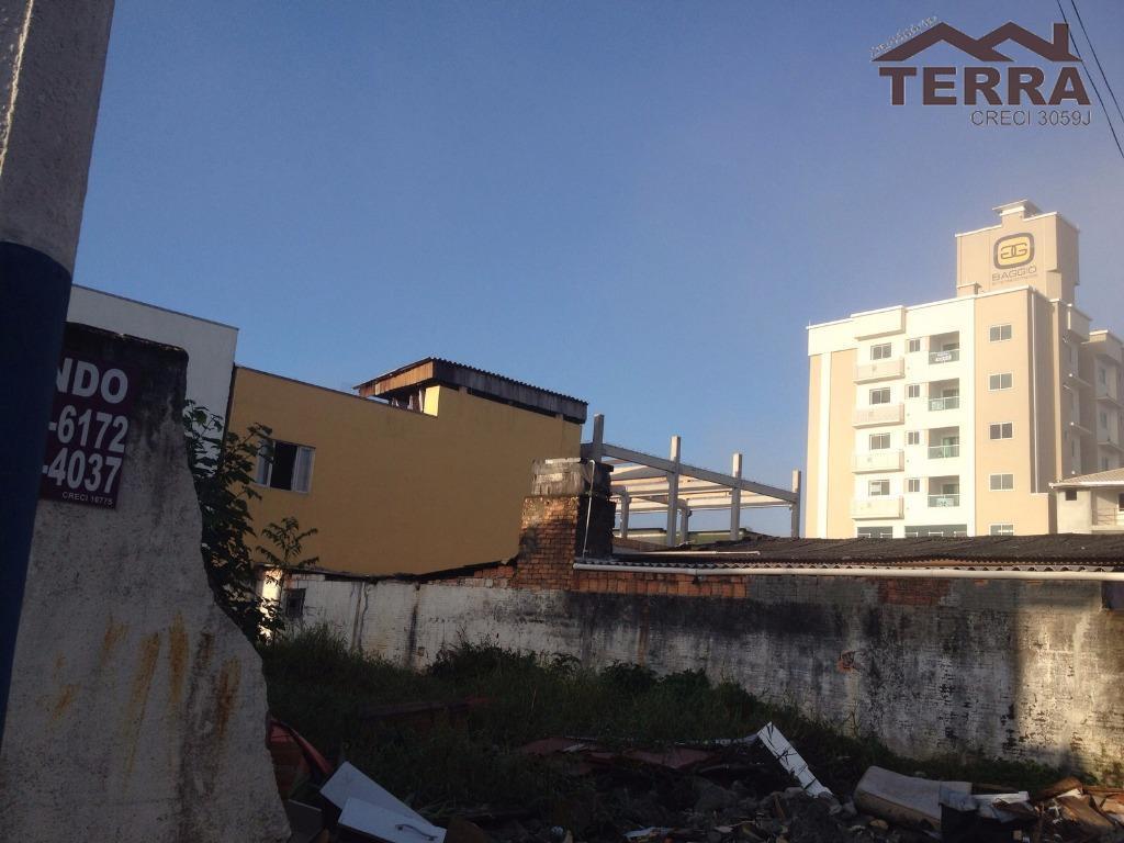 Terreno residencial à venda, Municipios, Balneário Camboriú.