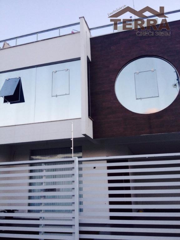 Casa residencial à venda, Perequê, Porto Belo.