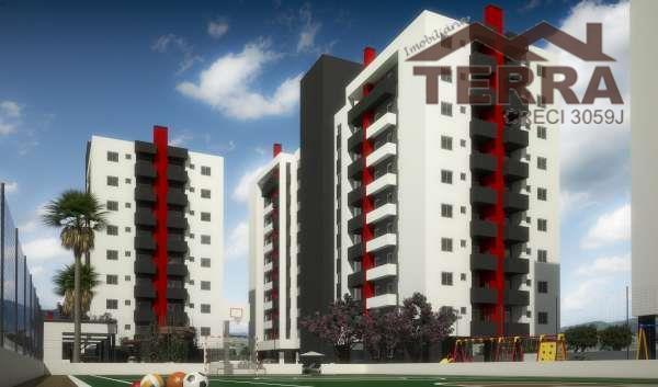 Apartamento residencial à venda, Costa Cavalcanti, Itajaí.