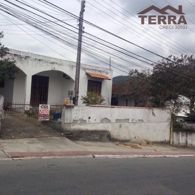 Terreno residencial à venda, Fazenda, Itajaí.