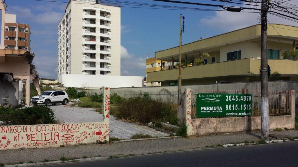 Terreno  residencial à venda, São João, Itajaí.