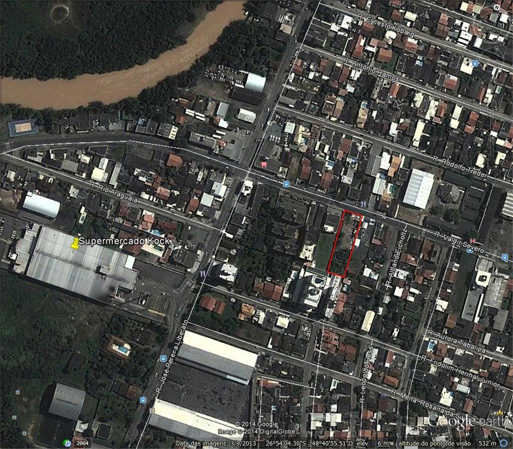 terreno  com 1.575m² (21x75).