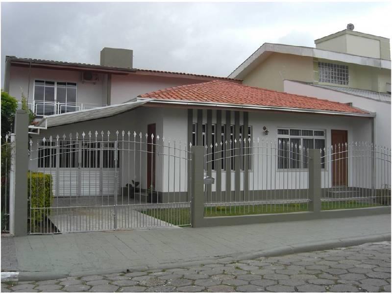 Casa residencial à venda, Fazenda, Itajaí - CA0452.