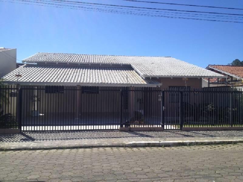 Casa residencial à venda, Nossa Senhora de Guadalupe, Itajaí - CA0326.