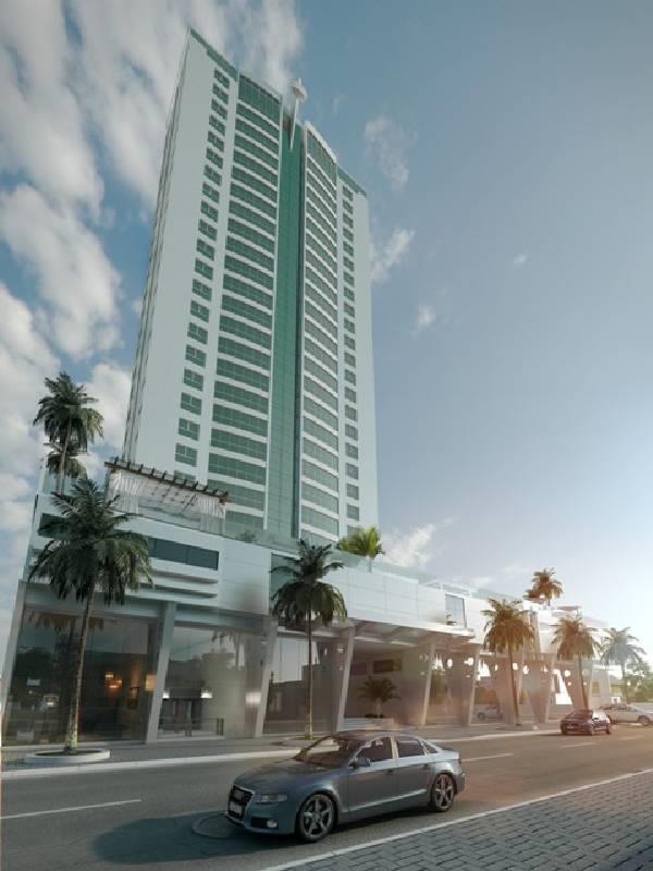 Apartamento residencial à venda, Centro, Itajaí - AP0827.