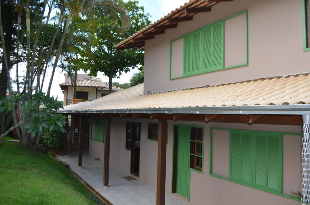 Casa residencial à venda, Centro, Penha - CA0299.