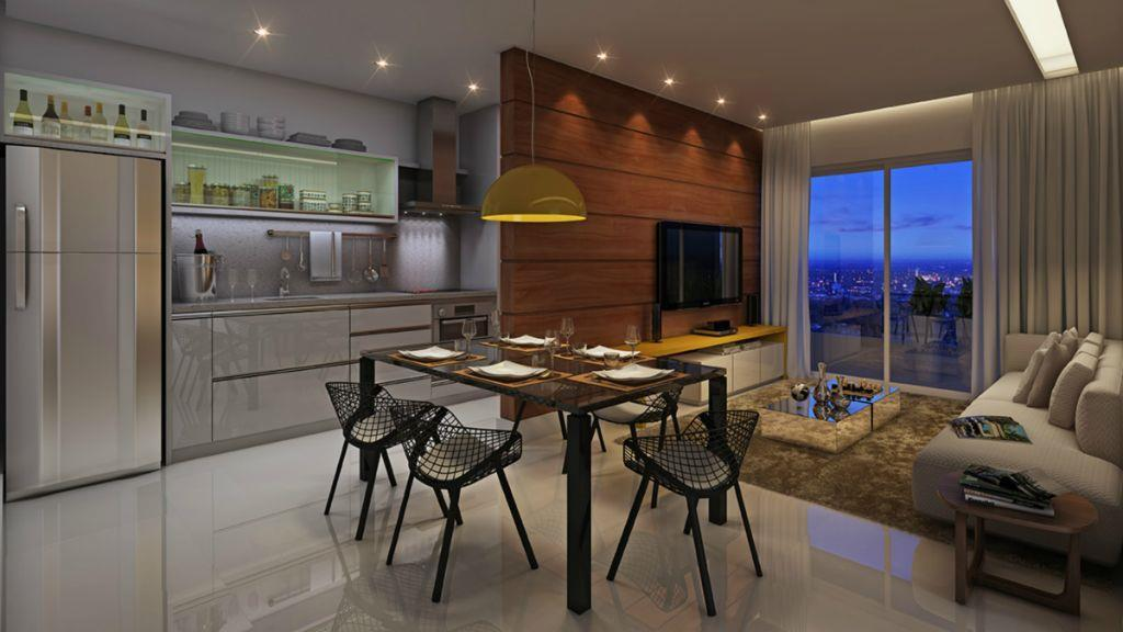 Apartamento residencial à venda, Vila Operária, Itajaí - AP0932.