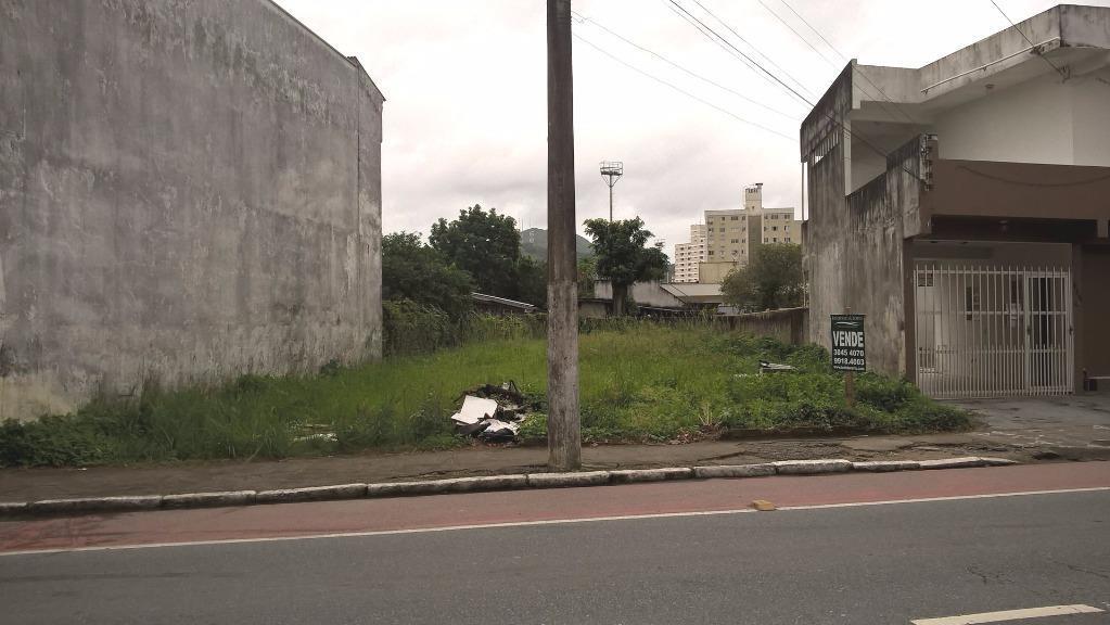 Terreno residencial à venda, Centro, Itajaí.