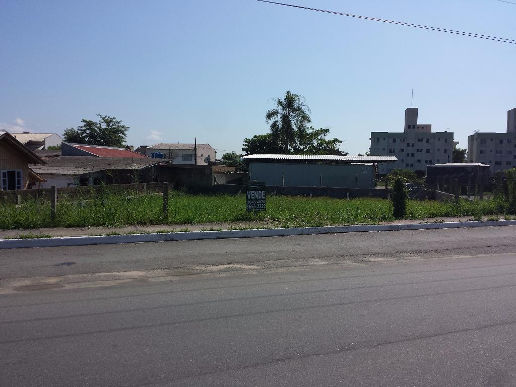 Terreno residencial à venda, Cordeiros, Itajaí.