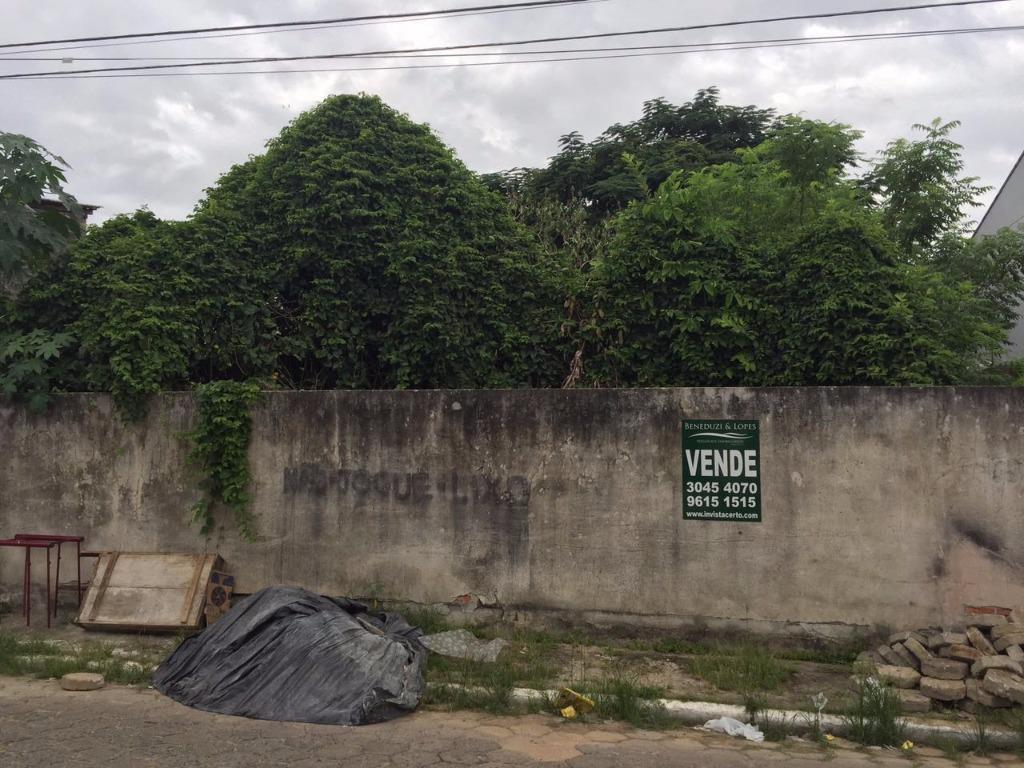 Terreno residencial à venda, Barra do Rio, Itajaí.