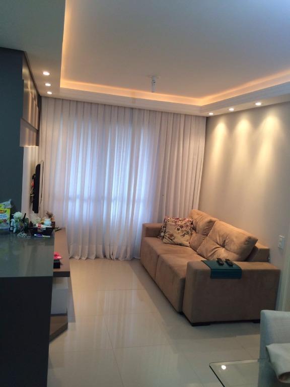 Apartamento residencial à venda, Fazenda, Itajaí - AP0148.
