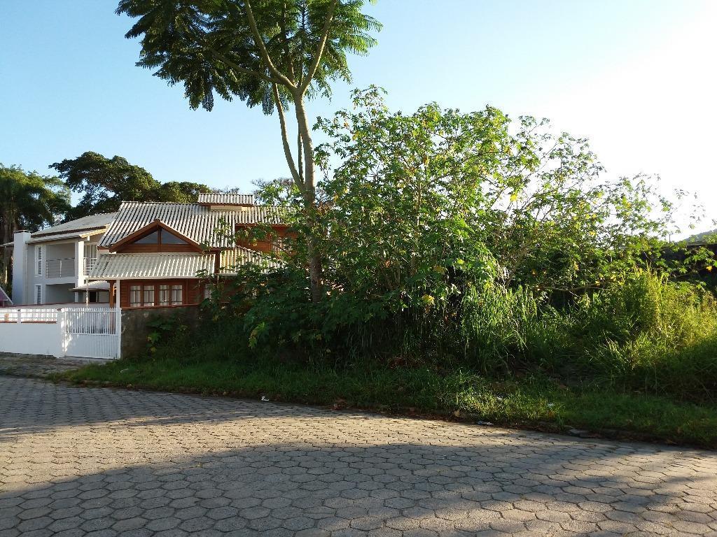 Terreno residencial à venda, Zimbros, Bombinhas.