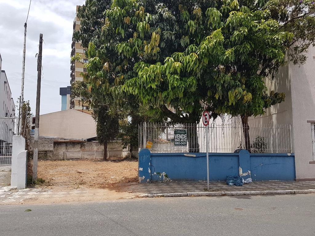Terreno residencial à venda, Fazenda, Itajaí - TE0325.
